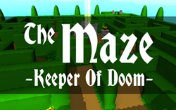The Maze - Keeper Of Doom